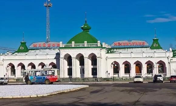 ЖД Вокзал ЖД вокзал Майкоп